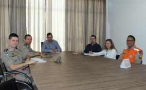 Grupo organizador do evento se reuniu nesta semana na Prefeitura; simpósio acontece em 18 de junho, na Unioeste e terá representantes da ONU e governo federal