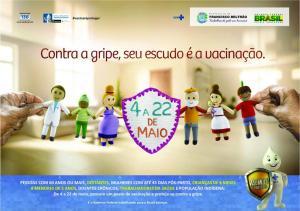Grupos recebem a vacina gratuitamente