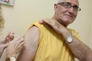 Em Beltrão, 84% dos idosos já se vacinaram