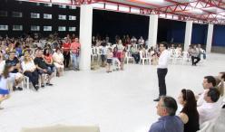 Prefeito Cantelmo Neto destacou investimento na educação municipal: outras seis escolas estão em construção em Beltrão