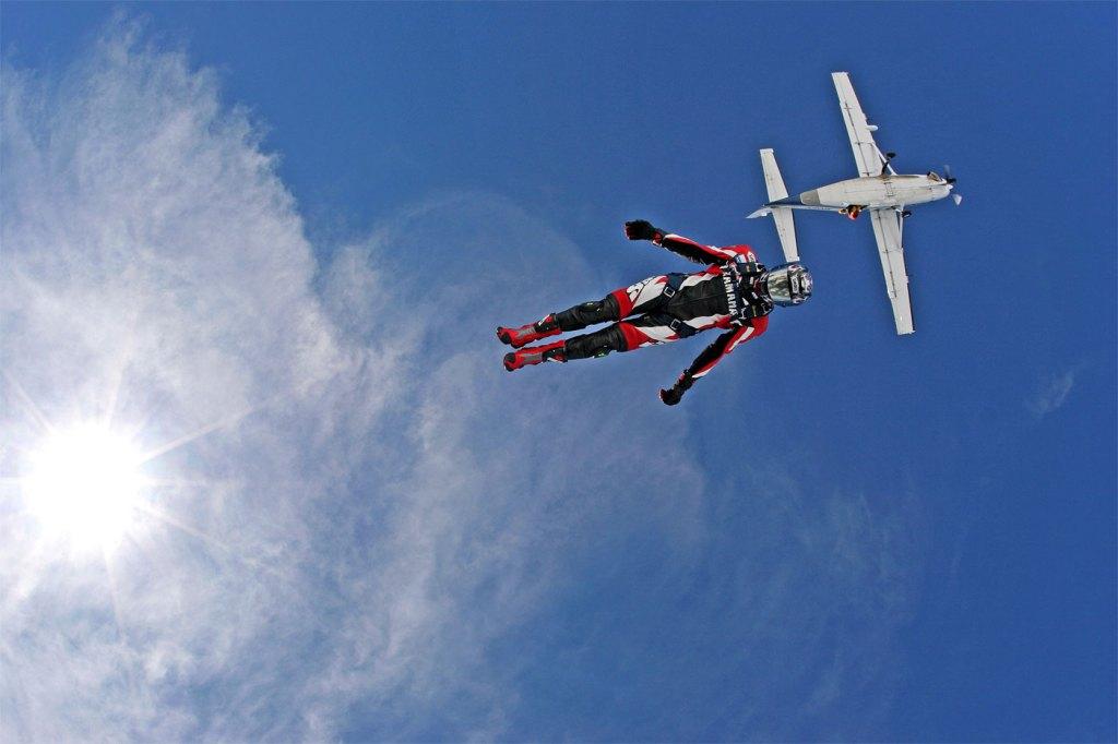 Skydiving Media