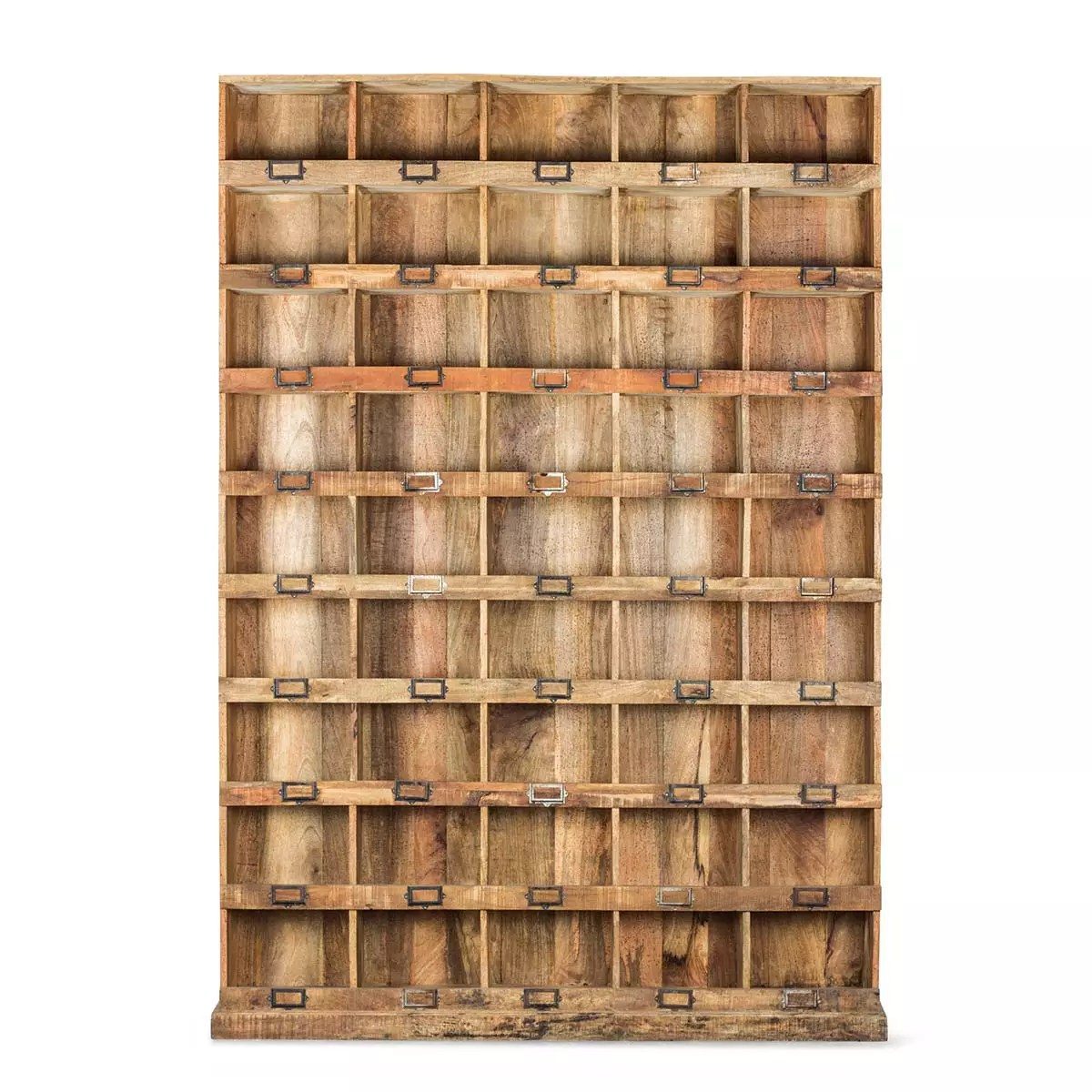 etagere vintage mod galileo concu par