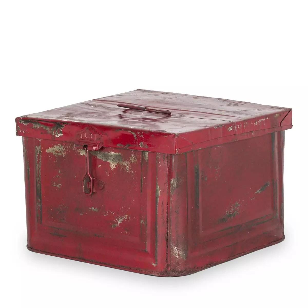 Decorative Metal Boxes Vintage Boxes By Francisco Segarra