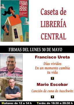 Feria del Libro de Zaragoza del 28 de mayo al 5 de junio
