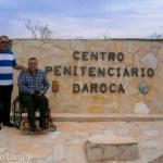 Entrevista a Francisco Ureta.   Cárcel  Daroca   25 mayo 2016