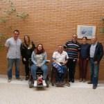 Charla en la Cárcel de Zuera (Zaragoza)