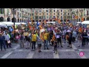 Manifestazione Palma di Maiorca