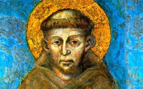 Powołanie u św. Franciszka