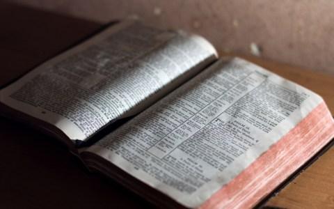 Powołanie w Biblii
