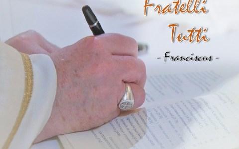 Fratelli tutti – nowa encyklika papieża Franciszka