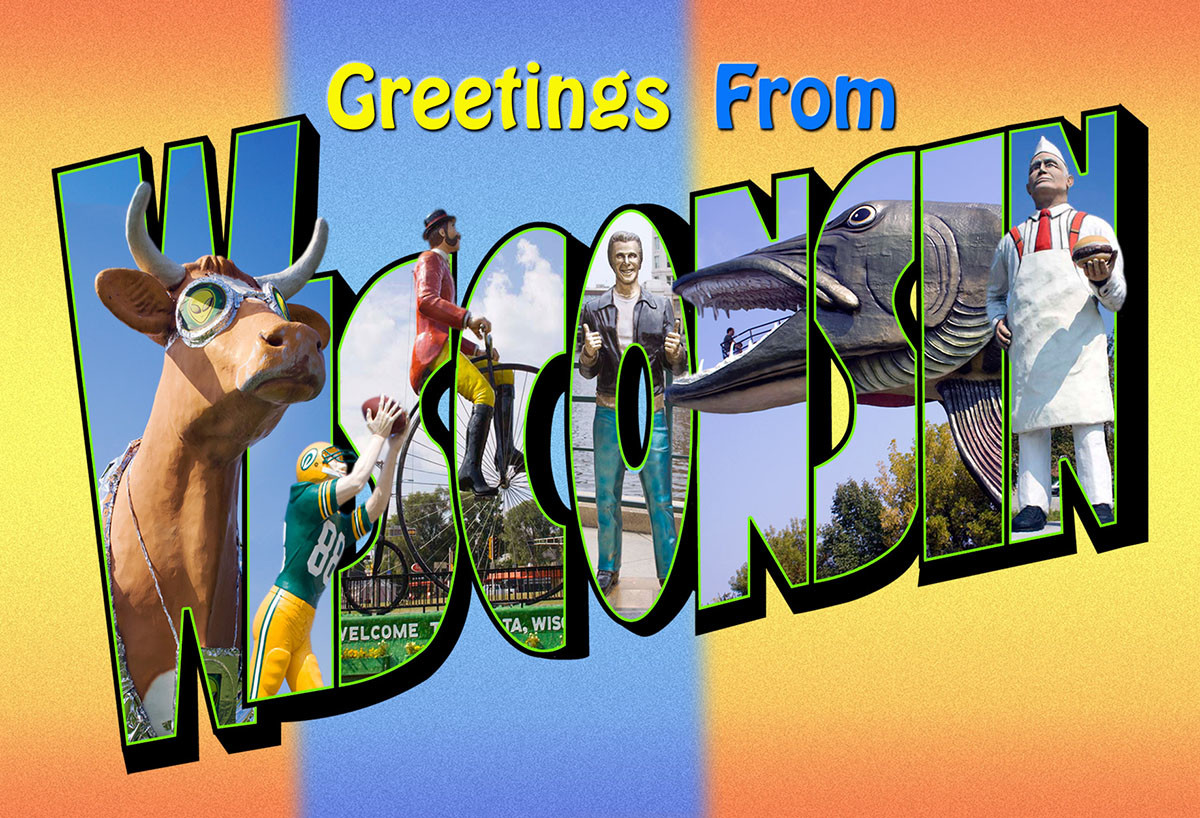 Greetings from franck fotos greetings from 24 wisconsin kristyandbryce Choice Image