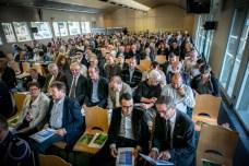 Les élus du Gers rassemblés dans une salle du lycée Pardailhan. ©franckmontauge.fr