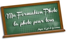 formation photo agen