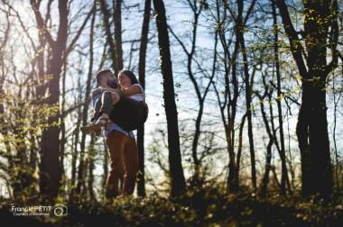 photographe mariage à Agen séance engagement