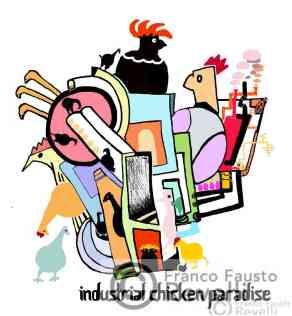 industrial chicken paradise