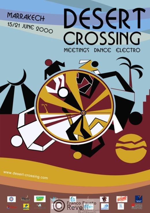 Desert Crossing | poster, 2000