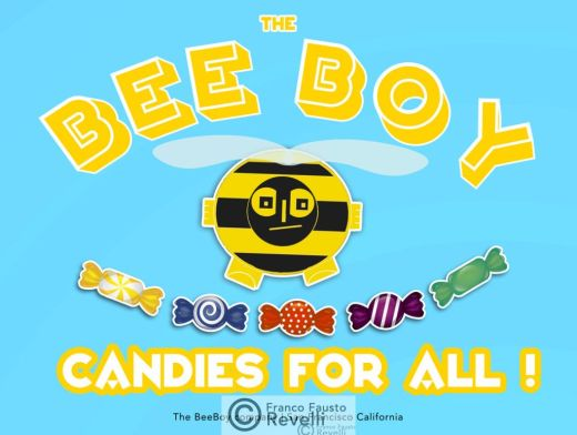 THE BEE BOY COMPANY, SAN FRANCISCO CALIFORNIA | Affiche, 2006