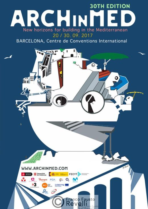 ARCHinMED, EVENT BARCELONA | Poster, 2017