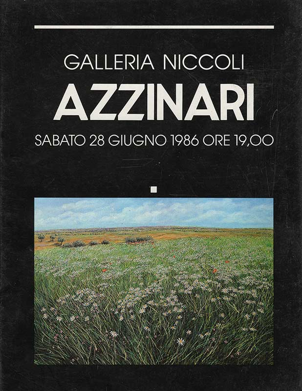 Azzinari - Galleria Niccoli