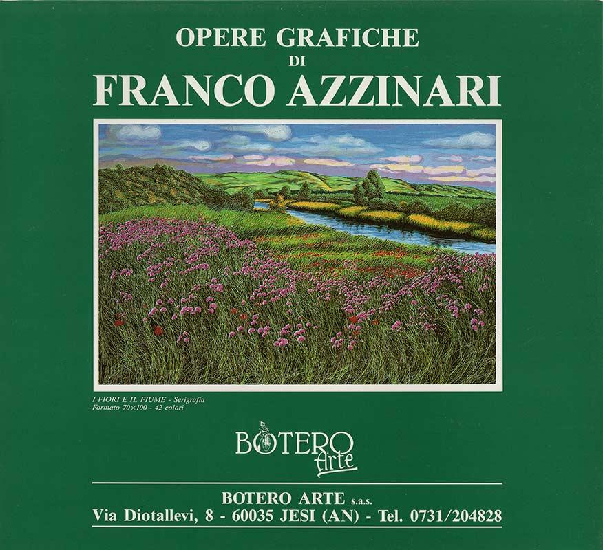 Franco Azzinari - Botero arte
