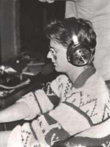 Franco in radio