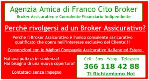 Perchè scegliere un Broker Professionista