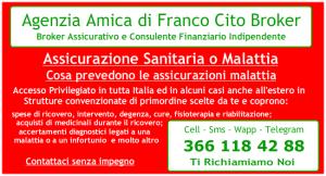 Franco Cito Broker - Polizza Malattia