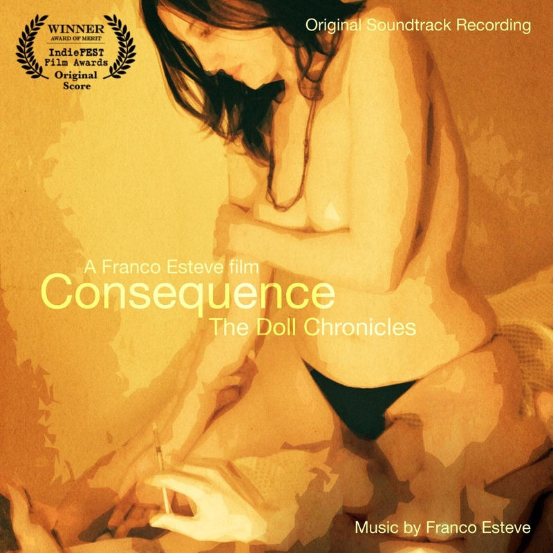 Consequence The Doll Chronicles Soundtrack CD Cover