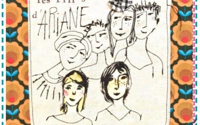 Quand la mythologie nous inspire: les filles d'Ariane