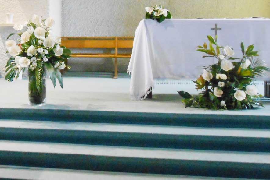 Une Dcoration Florale De Mariage Exotique
