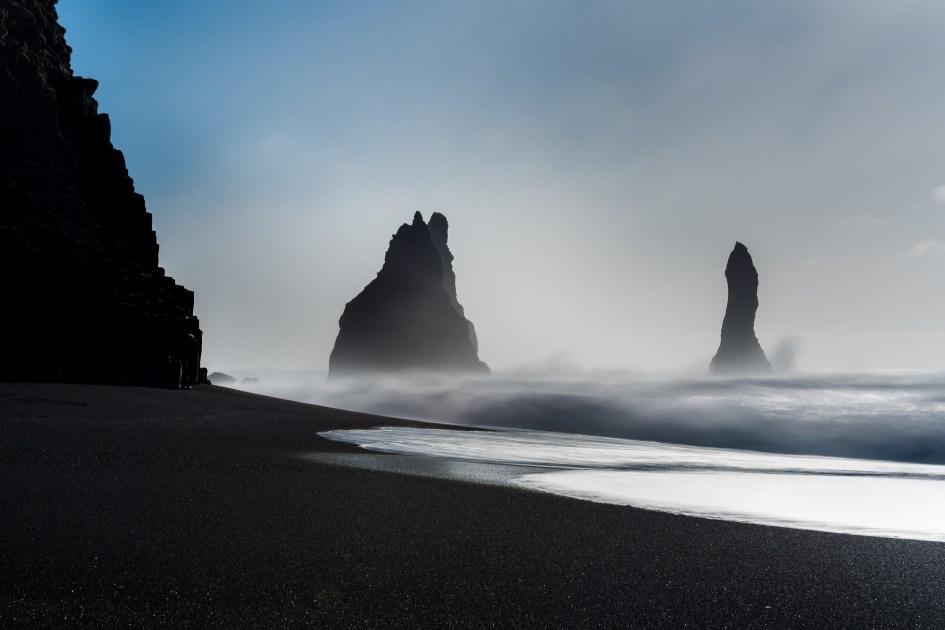 La plage de Reynisfjara