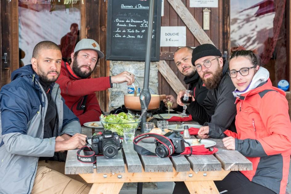 Team fondue 2