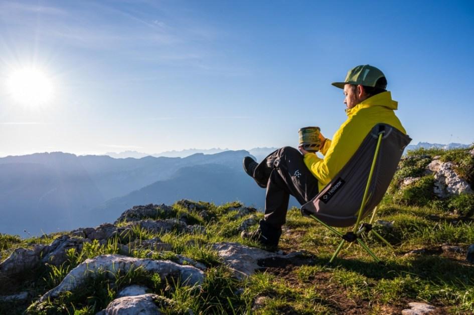 Haglöfs L.I.M jacket et L.I.M pant pour profiter pleinement de la montagne