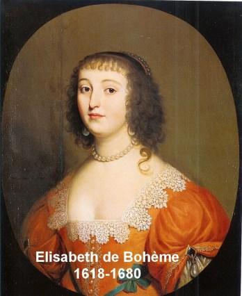 Elisabeth de Bohème