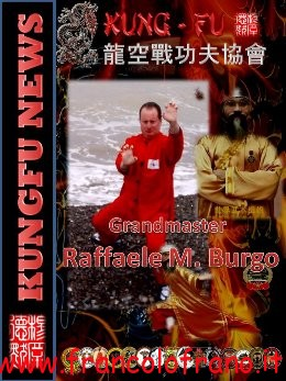 Grandmaster Raffaele M. Burgo
