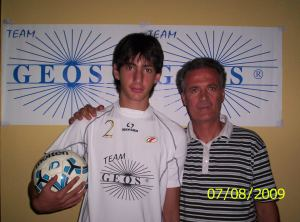 Brunetti con Francesco Gallotta