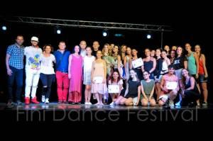 Fini Dance Festival premiazione