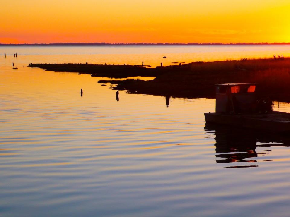 Sunset at Grass Creek II