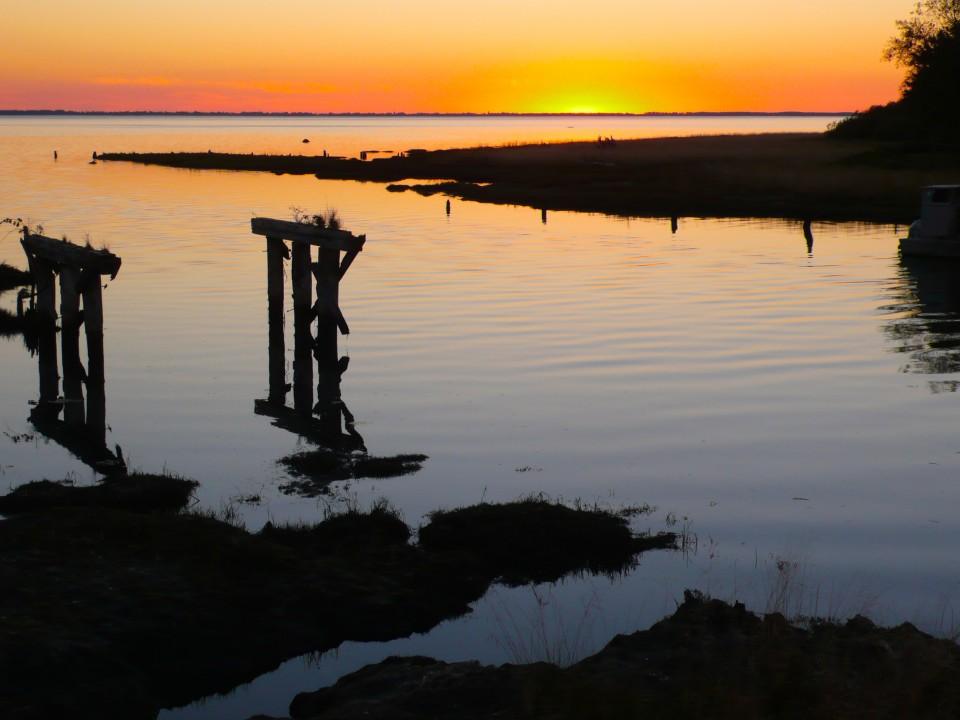 Sunset at Grass Creek III