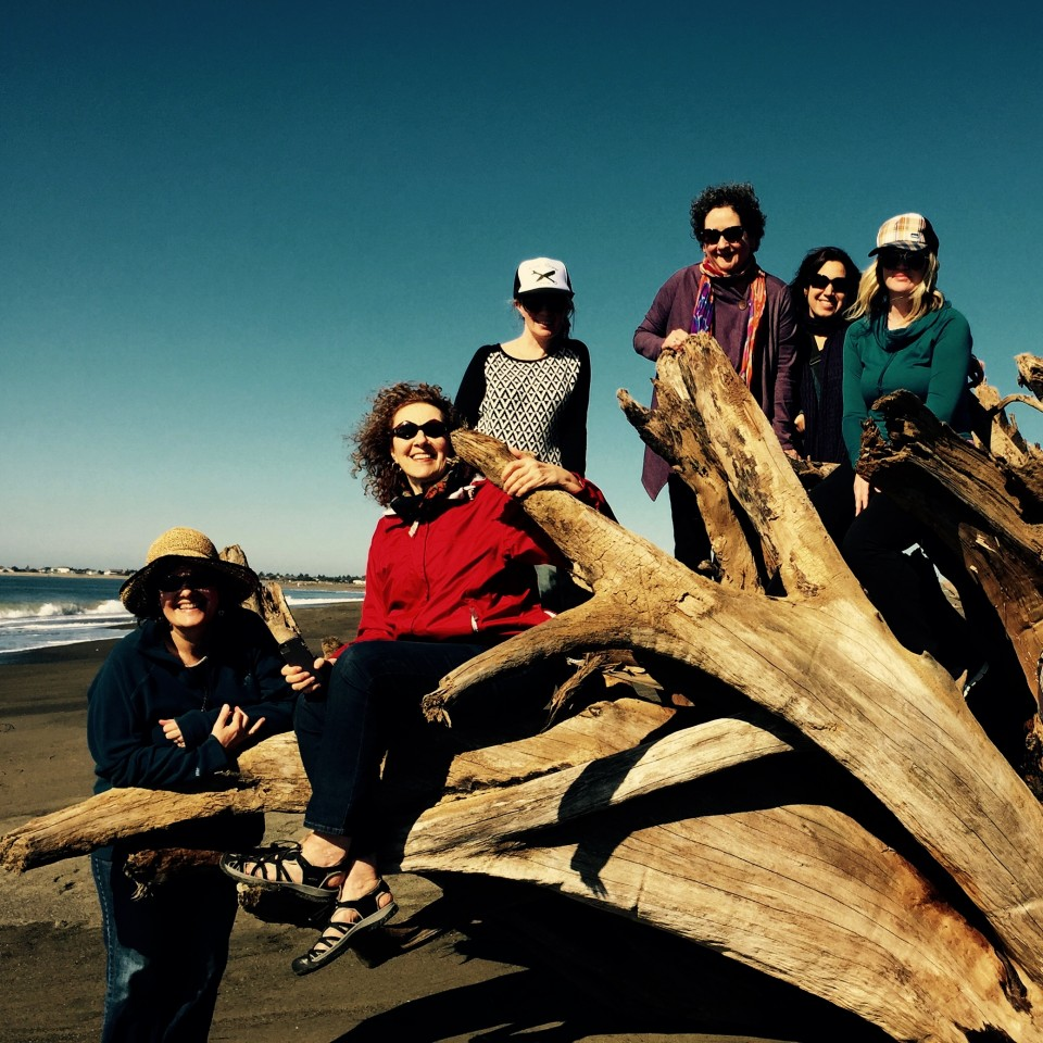 Group shot (photo taken by Rick)
