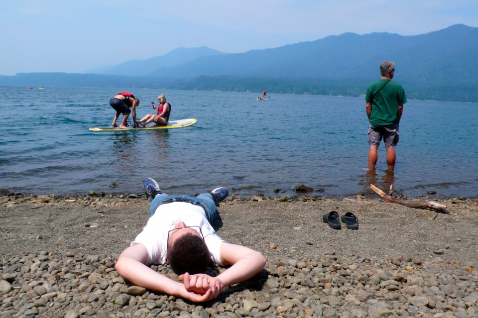 Lake Quinault, Olympic National Park