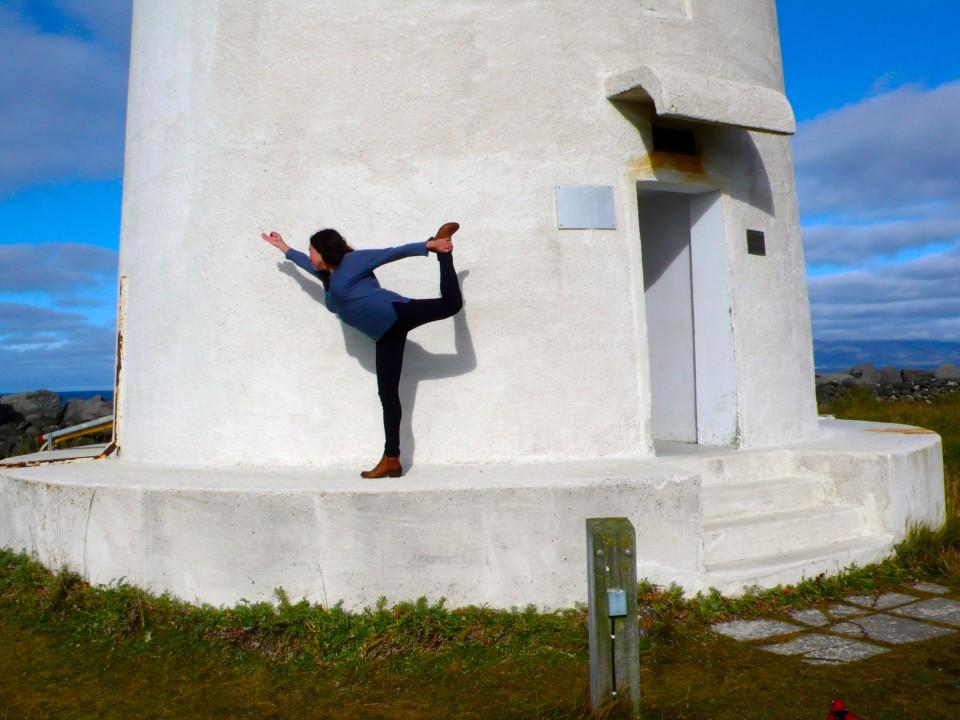Lighthouse II: Dancer's Pose