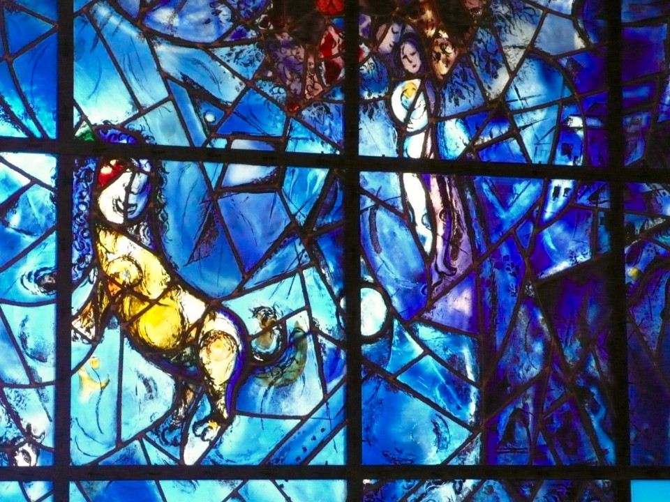 Chagall at the United Nations