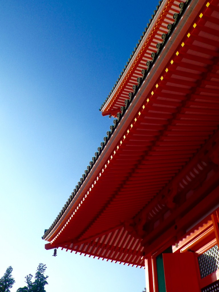 Mt. Koya's temples
