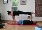 Double Plank!