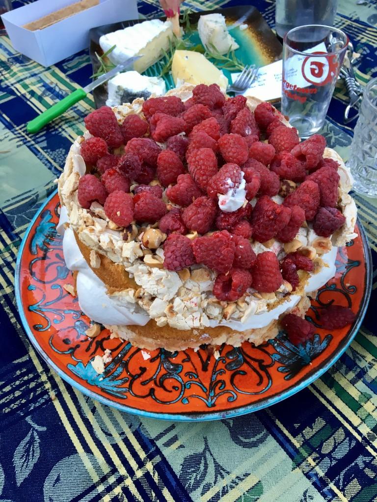 Carol's dessert....