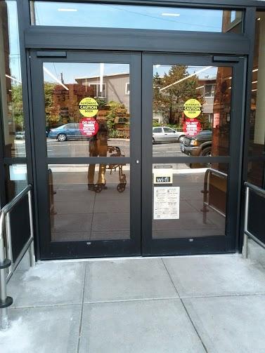 Stupid safeway door & Stupid Safeway door | Fran Gardner