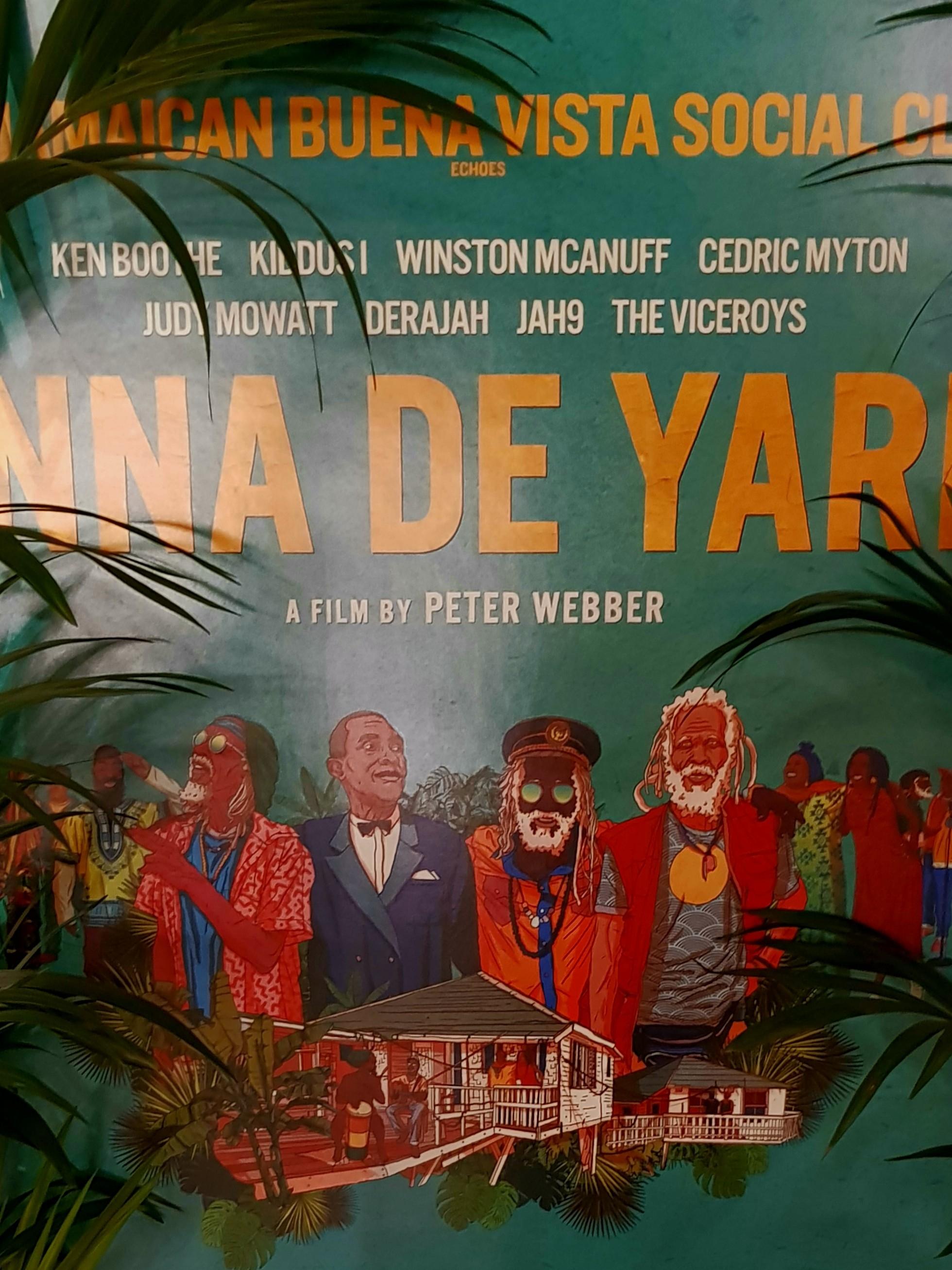 Inna de Yard film poster