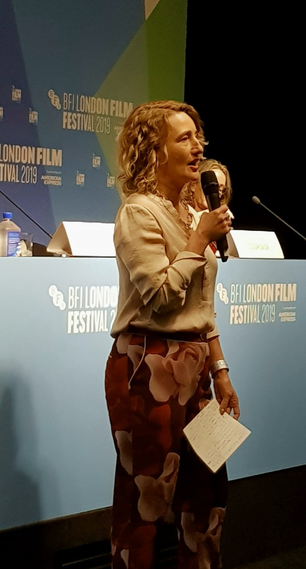 Tricia Tuttle, Artistic Director of the London Film Festival
