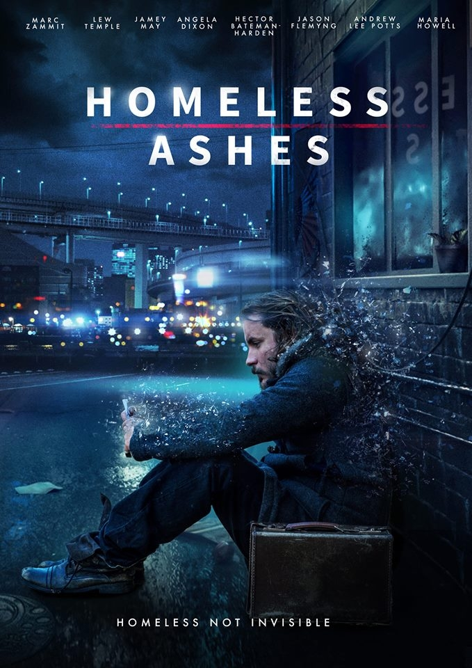 Homeless Ashes Film Poster